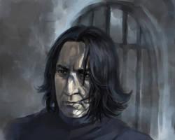 Severus by Handwolfy