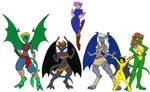 30MGC2 - Monster Girls Clan ! by Hidden-Traveler