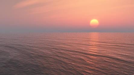 Gentle Sunset