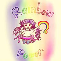 Rainbow Power! by Susurratrix