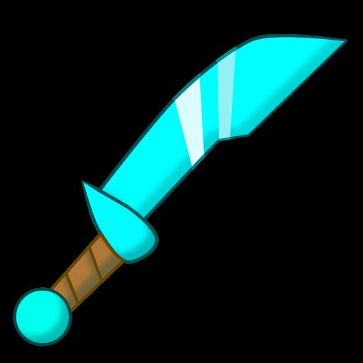 Diamond Sword by Astrorious on DeviantArt