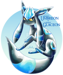 Glaceon X Umbreon