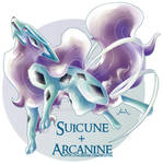 [Closed] Suicune X Arcanine [With Tutorial Video]