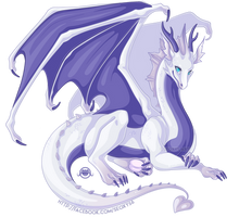 Dragon OC - Commission by Seoxys6