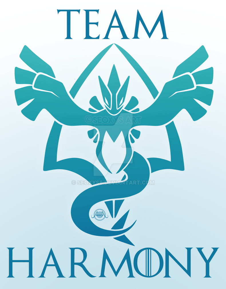 Team Harmony by Seoxys6
