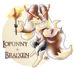 [Closed] Lopunny x Braixem