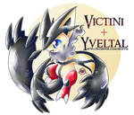 [Closed] Yveltal x Victini