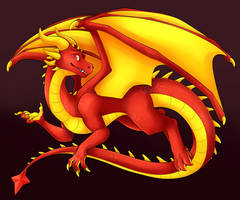 Red Dragon [C] by Seoxys6
