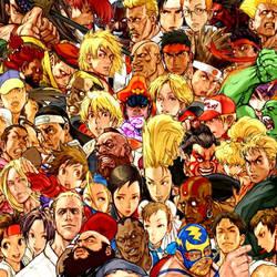 Capcom Vs SNK 2 by thorin55