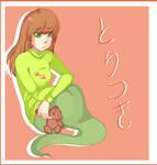 Toritsuki Card by Spooky-Dollie