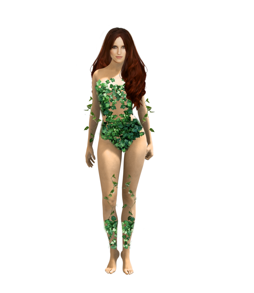 6ac716e58 dianna agron as Poison ivy by hemely12 on DeviantArt