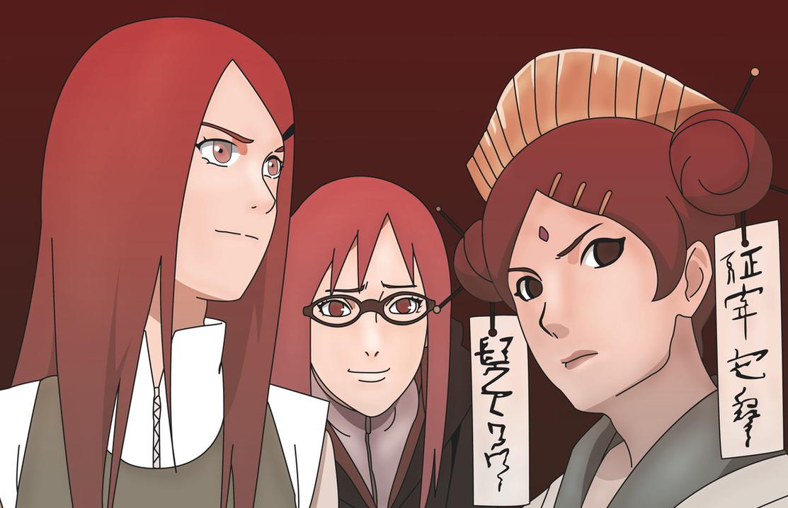 Clan Uzumaki [Konoha] Uzumaki_women_by_indiandwarf-d7mxb8w