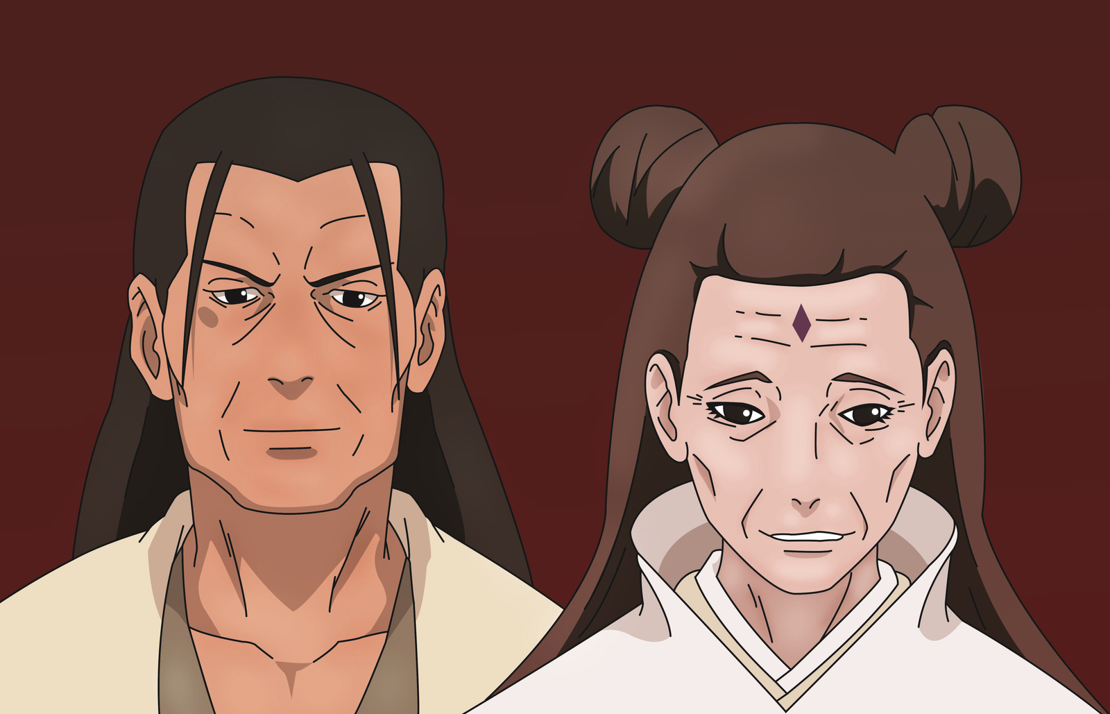 madara and hashirama and mito - photo #31