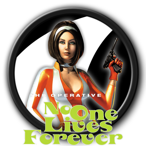 No One Lives Forever Icon by kodiak-caine