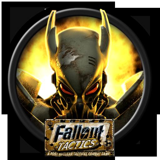Fallout Tactics Icon b...
