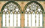 Gothic Window Arches