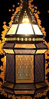 Moroccan Bazaar Lamp