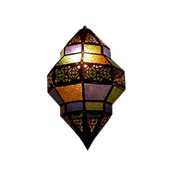 Moroccan Trombia Hanging Lantern by LilipilySpirit