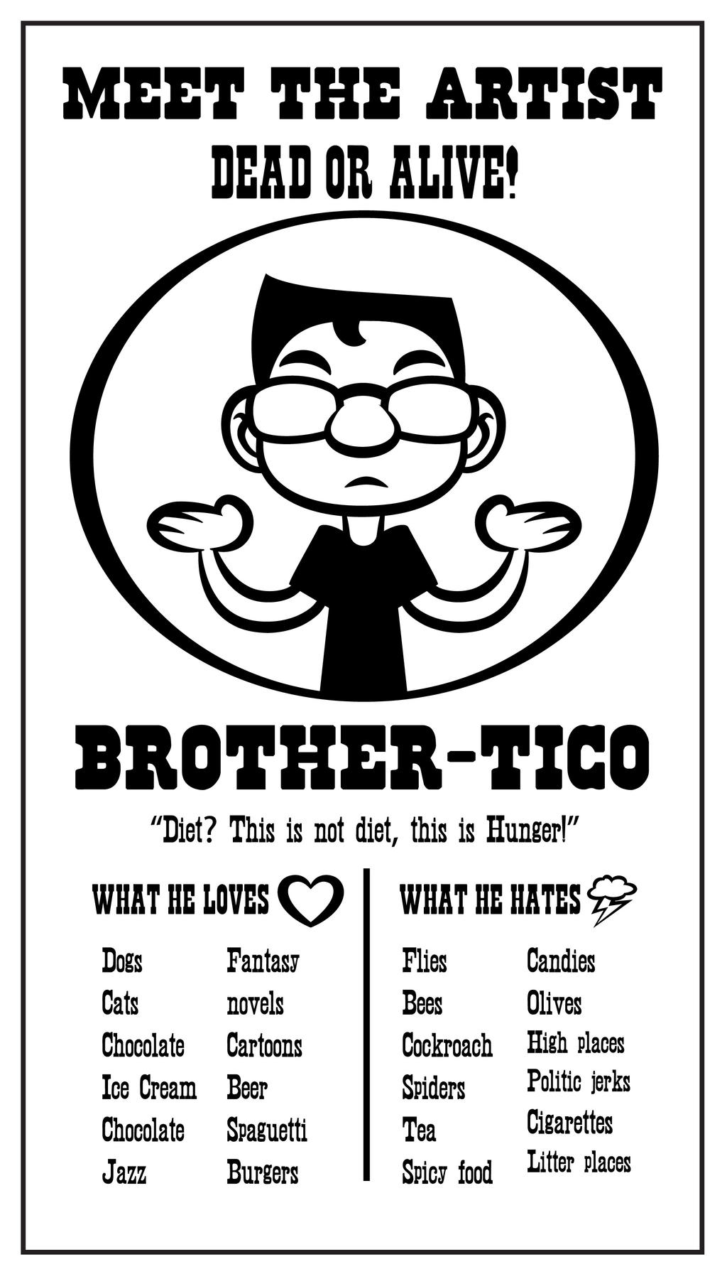 Brother-Tico's Profile Picture