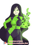 Shego (from Kim Possible)