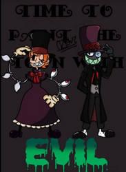 Fangs and Hats by ozkars261