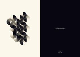Lost in typography. by denull