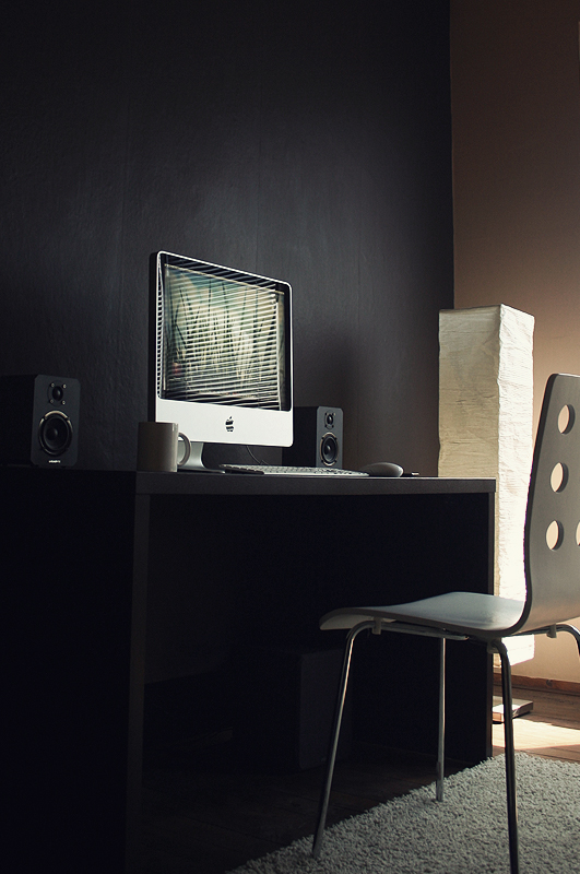 Simple workstation. by denull