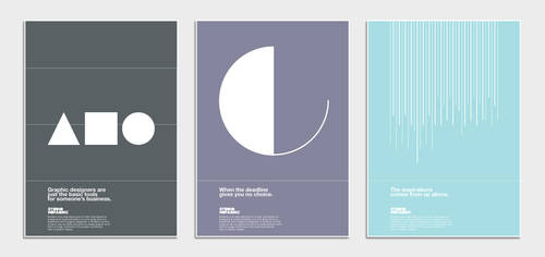 Posters by denull