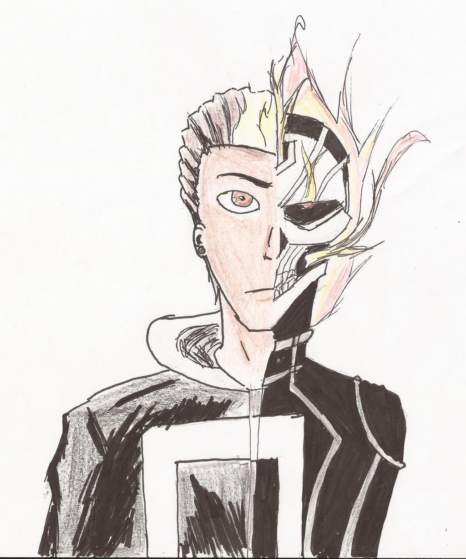 Ghost Rider: Robbie Reyes By Operaghost96 On DeviantArt