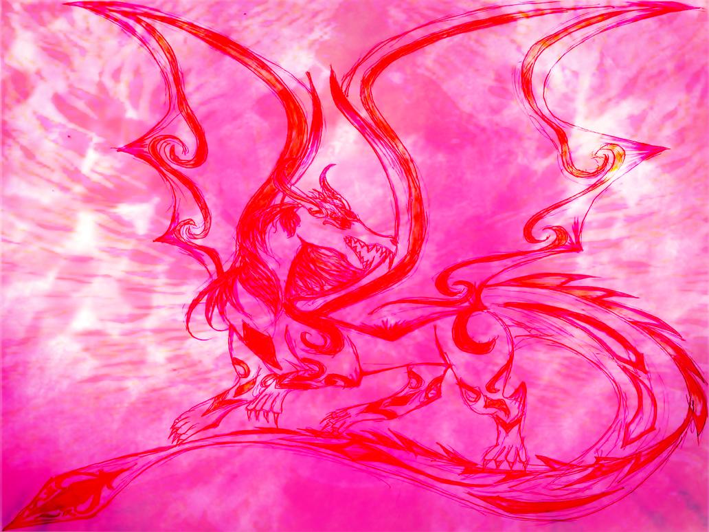 Dragon by ZarlenClaire