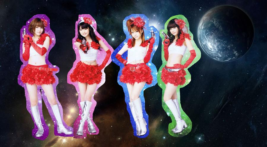 Space princesses V by ErinacchiLove