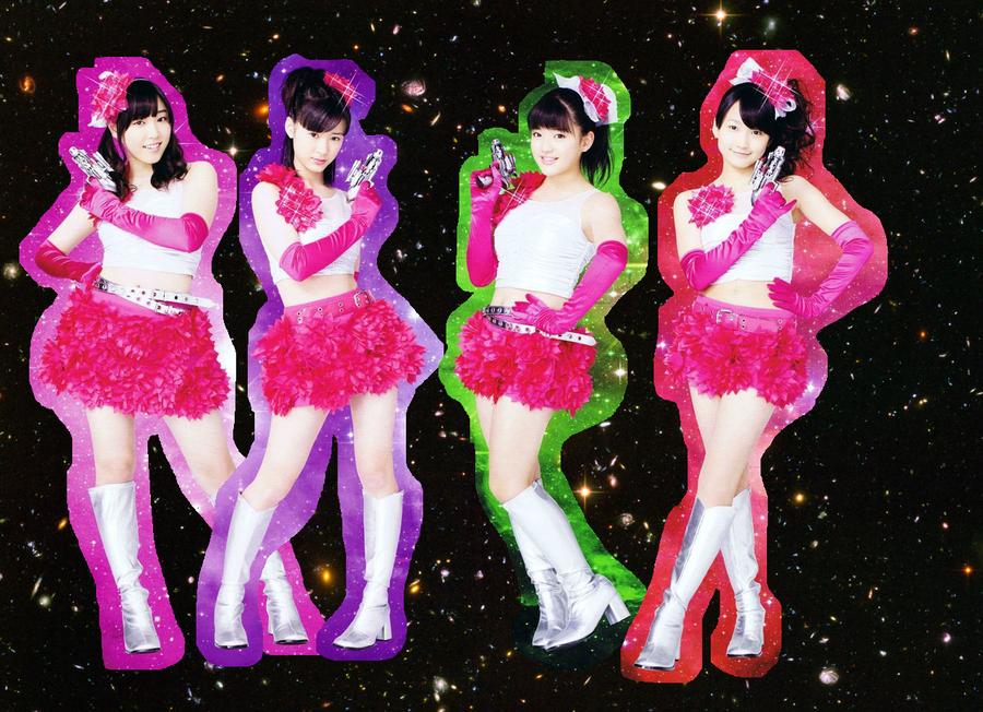 Space princesses VI by ErinacchiLove