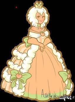 Peach Princess Clementine