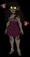 Melanie the Phooka