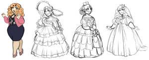 Clementine Doodles 12