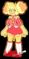 Popcorn Princess- Poppy