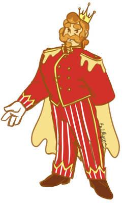 Popcorn King - Cornelius