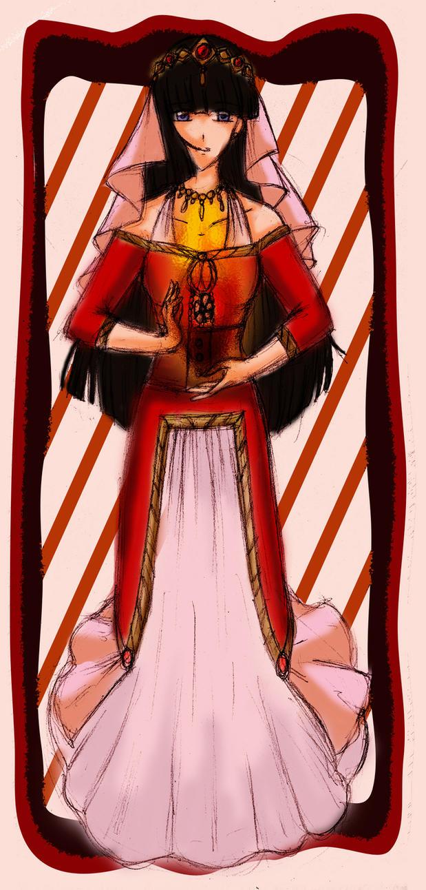 Hestia by lordaphaius28