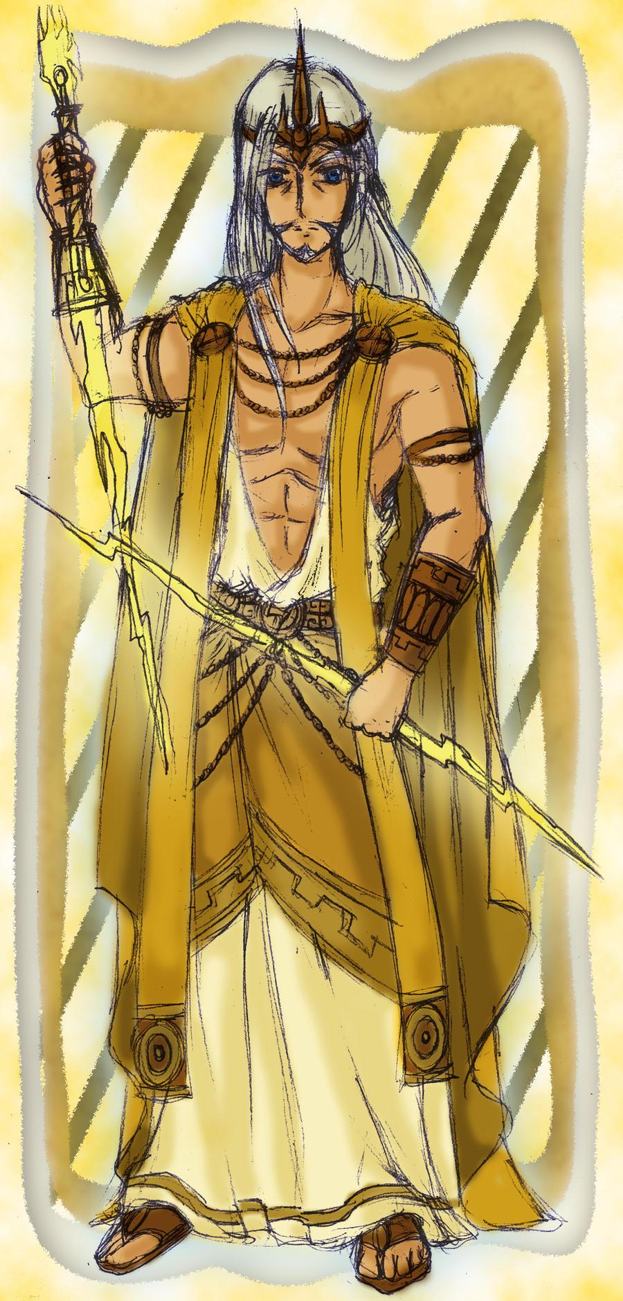 Zeus by lordaphaius28