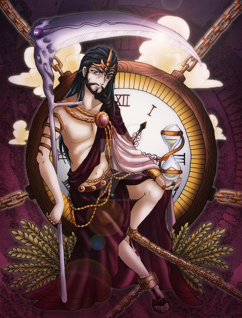 Lord Cronus By Lordaphaius28 On Deviantart