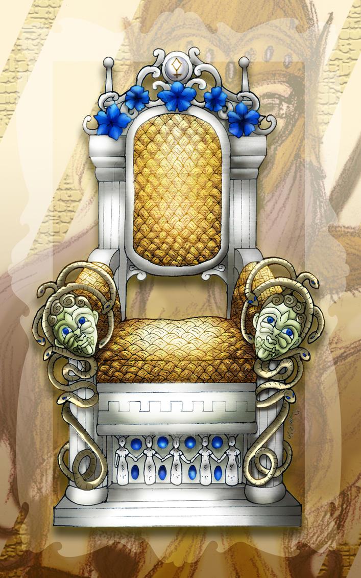 greek mythology and golden throne essay