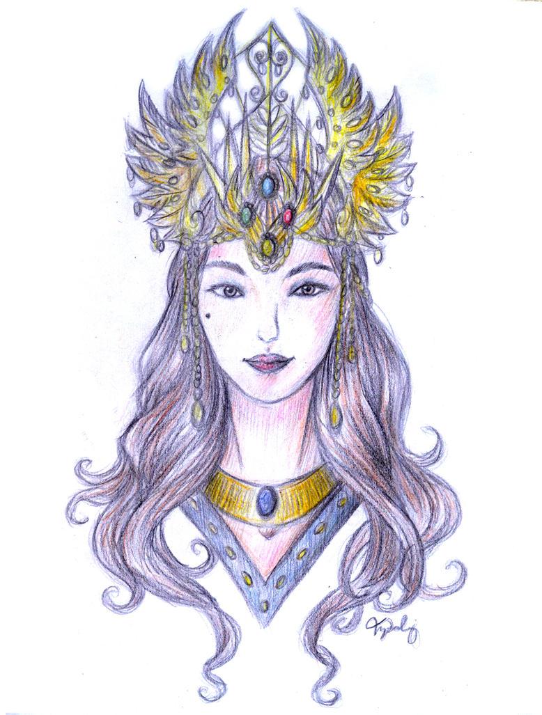 Hara Amihan by lordaphaius28