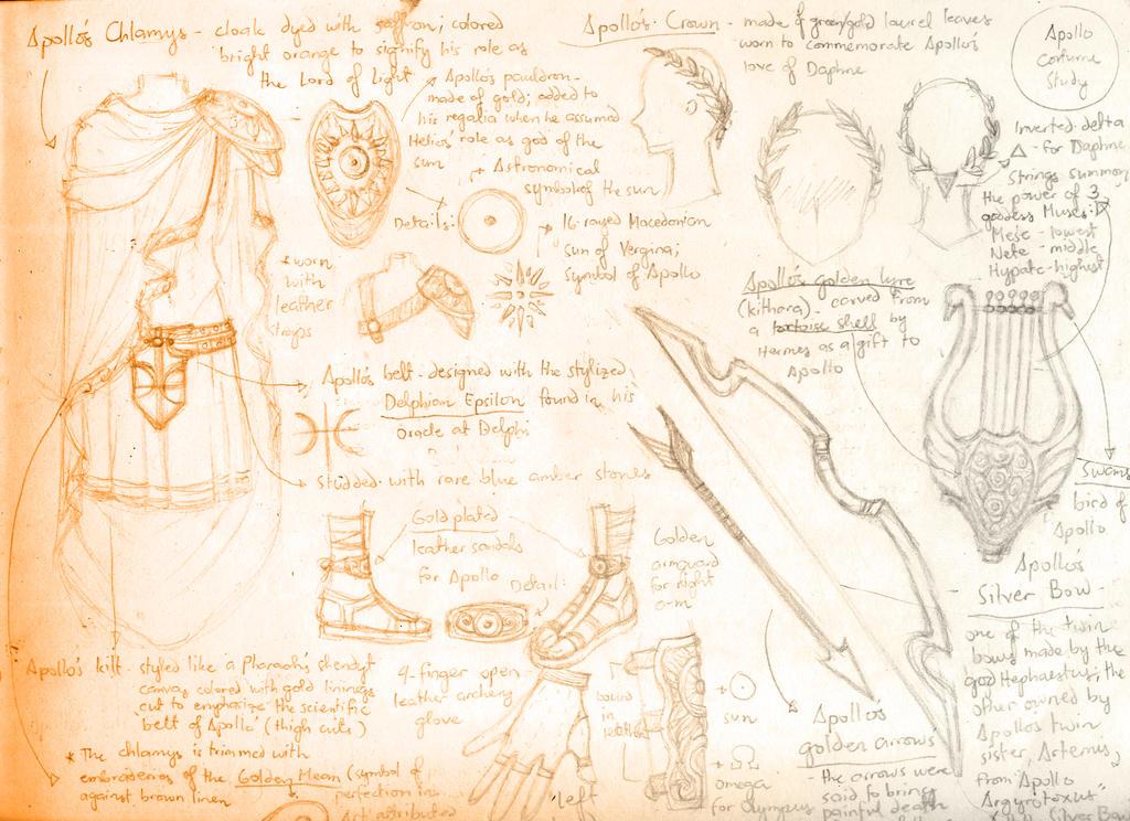 Apollo Design Study by lordaphaius28