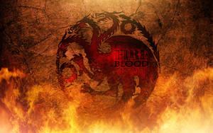 Game of Thrones: House Targaryen by ricreations