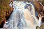 Beauties Of The Falls