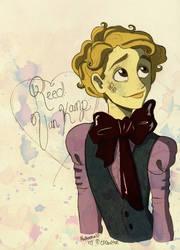 Reed Van Kamp -Mucha10color- by Team-Magnus-Bane