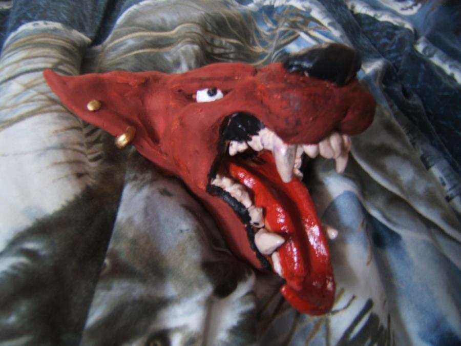 WOLF by MasterGunyer