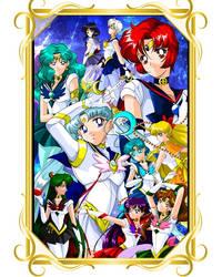 Sailor Moon Supreme - new concept 2020