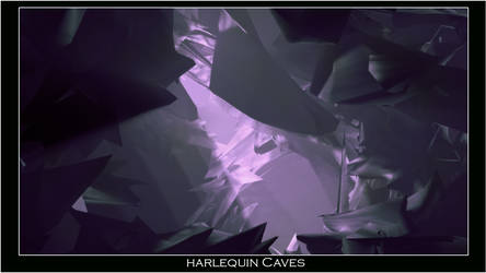 Harlequin Caves
