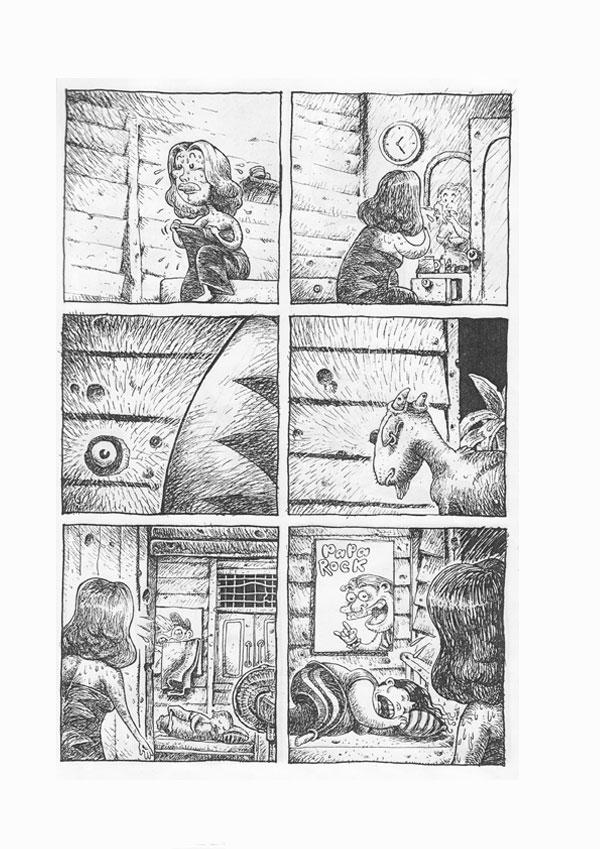 Kisah Janda yg dahaga-page 2 by Jambang